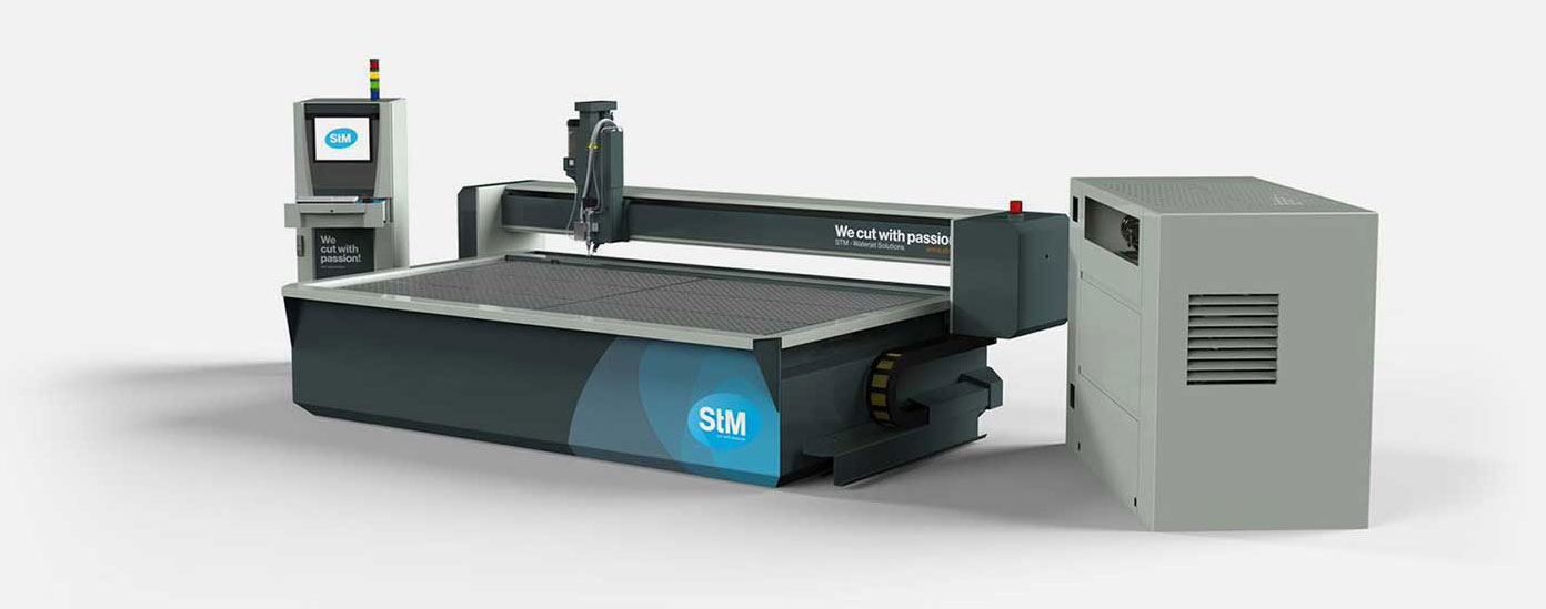 stm waterjet solutions mastercut